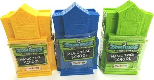 Zomlings Series 2 - Magic Trick School