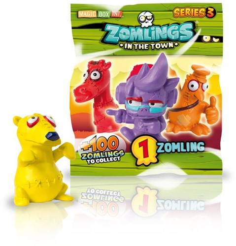 Zomlings Series 3 - One Pack