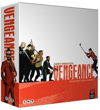 Vengeance - Bordspel