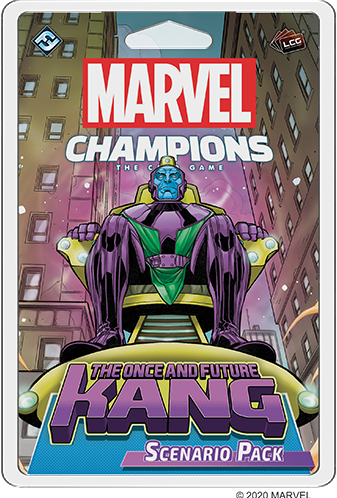 Marvel Champions LCG - The Once and Future Kang