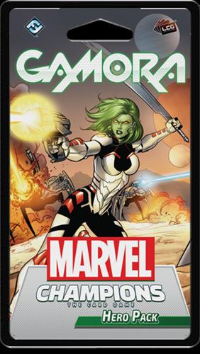 Marvel Champions LCG - Gamora Hero Pack