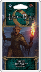 Lord of the Rings - Fire in the Night