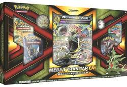 Pokemon Premium Collection - Mega Tyranitar-EX