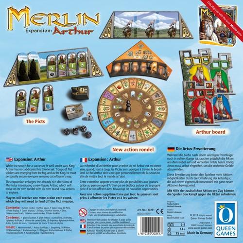 Merlin Expansion - Arthur (Doos beschadigd)-2