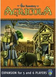 Agricola - Uitbreiding voor 5 en 6 spelers