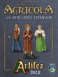 Agricola Artifex Deck
