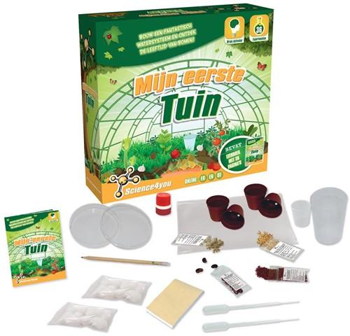 Mijn eerste Tuin - 36 experimenten-2