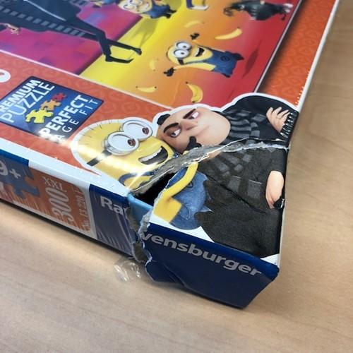 Despicable Me 3 XXL Puzzel (300 stukjes) (Doos beschadigd)
