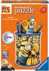 Pennenbak Despicable Me 3 3D Puzzel (54 stukjes)