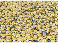 Despicable Me - Onmogelijke Puzzel (1000 stukjes)-2