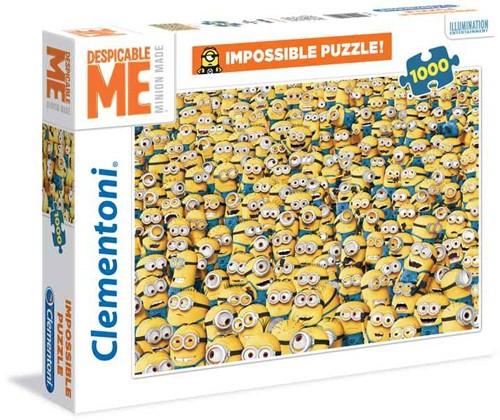 Despicable Me - Onmogelijke Puzzel (1000 stukjes)