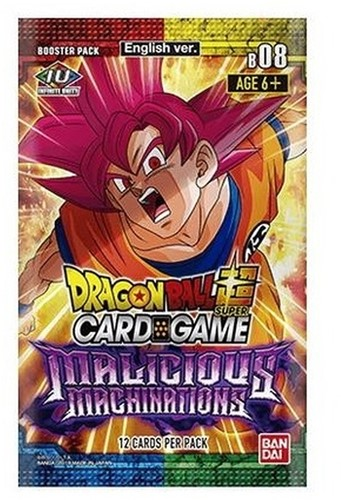 Dragon Ball Super - Malicious Machinations Boosterpack
