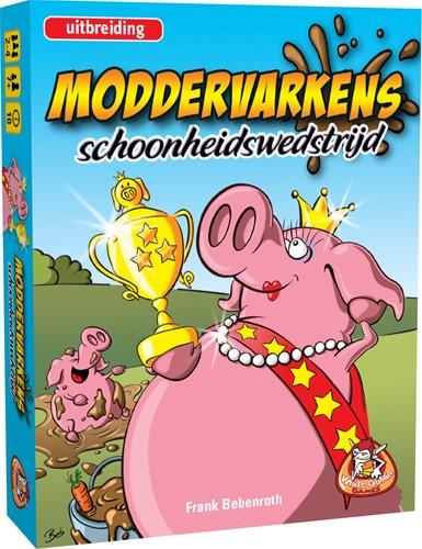 Moddervarkens - Schoonheidswedstrijd Uitbreiding