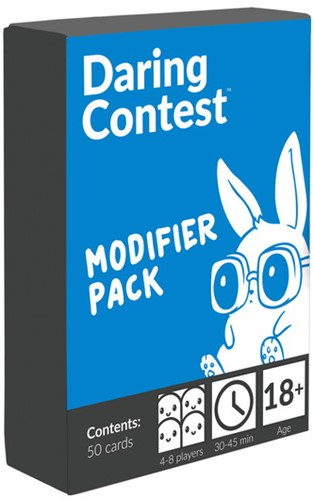 Daring Contest - Modifier Pack