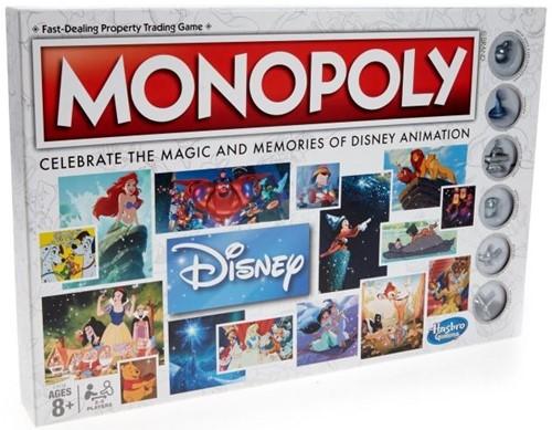 Monopoly - Disney (NL)