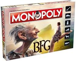 Monopoly The BFG - Big Friendly Giant (Engels)