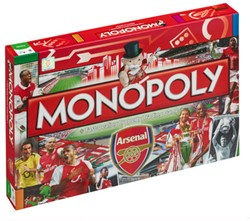 Monopoly - Arsenal (Engels)