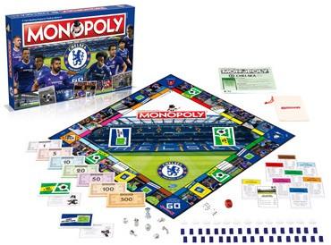 Monopoly - Chelsea (Engels)-2