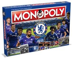 Monopoly - Chelsea (Engels)