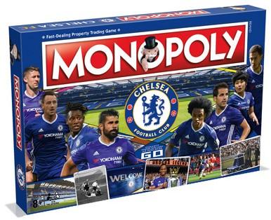 Monopoly - Chelsea (Engels)-1