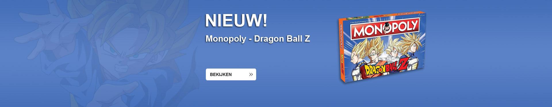 Home  Gezelschapsspellen  Monopoly Monopoly Dragon Ball Z
