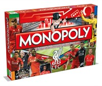 Monopoly - Liverpool (Engels)