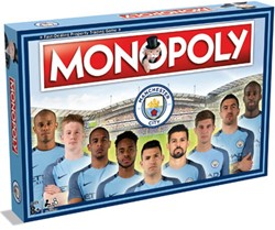 Monopoly - Manchester City