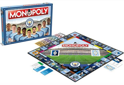 Monopoly - Manchester City (Engels)-2