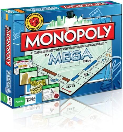 Monopoly Mega Editie (NL)