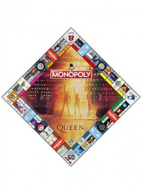 Monopoly - Queen (Engels)-2