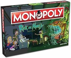 Monopoly Rick & Morty