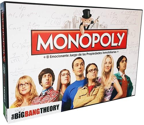 Monopoly - The Big Bang Theory (Engels)
