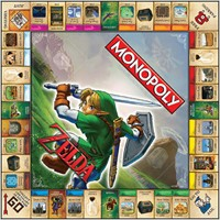 Monopoly - The Legend of Zelda (Engels)-2