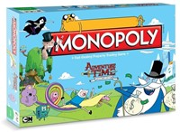Monopoly - Adventure Time (Engels)
