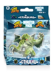 King of Tokyo & New York - Monster Pack 01 Cthulhu