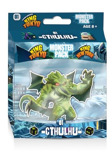 King of Tokyo & New York - Monster Pack 01 Cthulhu