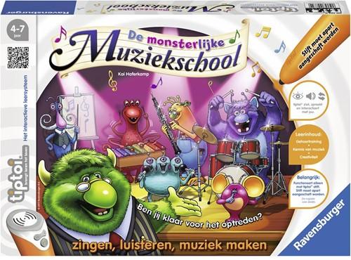 Tiptoi - De Monsterlijke Muziekschool