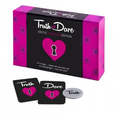 Truth or Dare - Erotic Couple(s) Edition