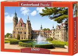 Moszna Castle, Poland Puzzel (1500 stukjes)