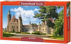 Moszna Castle, Poland Puzzel (4000 stukjes)