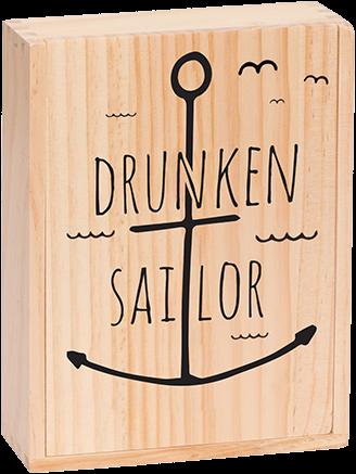 Drunken Sailor - Bordspel