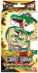 Dragon Ball Super - S5 Black Starter Deck