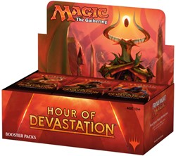 MTG - Hour of Devastation Boosterbox