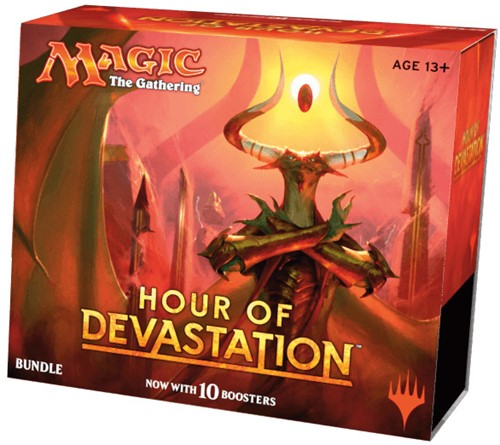MTG - Hour of Devastation Bundle