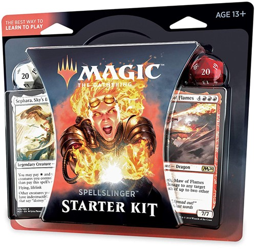 Magic The Gathering - Core 2020 Spellslinger Starter Kit