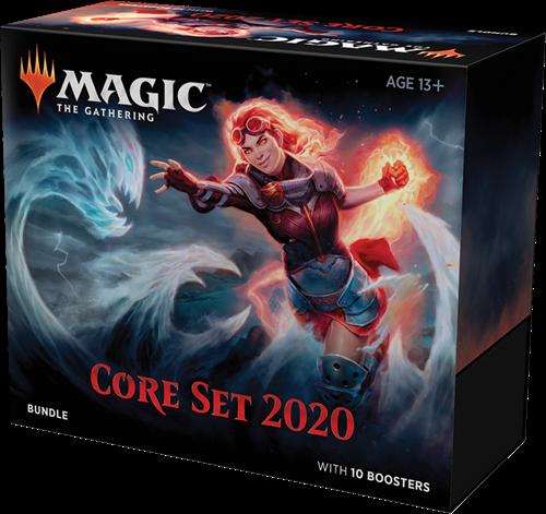 Magic the Gathering - Core 2020 Bundle