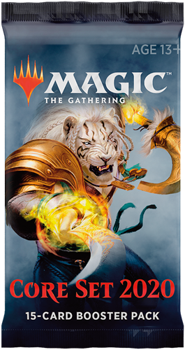 Magic The Gathering - Core 2020 Boosterpack-2