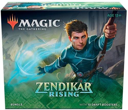 Magic The Gathering - Zendikar Rising Bundle