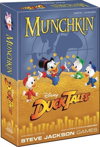 Munchkin - Disney Ducktales