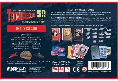 Thunderbirds Tracy Island Expansion-2